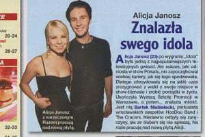 Alicja Janosz/Świat