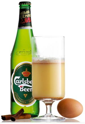 Grzane piwo po staropolsku