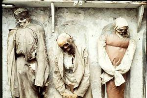 Makabryczne mumie Palermo