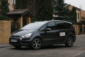 Ford S-Max - test | Za kierownic�