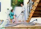 Odkurzacz centralny dla dw�ch dom�w
