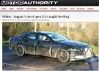 Nast�pny Jaguar XJ b�dzie hybryd�