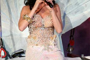 Katy Perry w...muszli! Zobacz zdjęcia!
