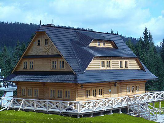 Ośrodek górski Hruštin - Zábava