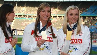 Medalistki skoku o tyczce