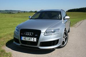 Audi RS6 ABT Power - test