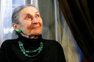 Stefania Grodzie�ska ko�czy 95 lat