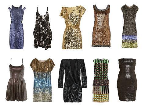 Groszki - clubbingowe sukienki