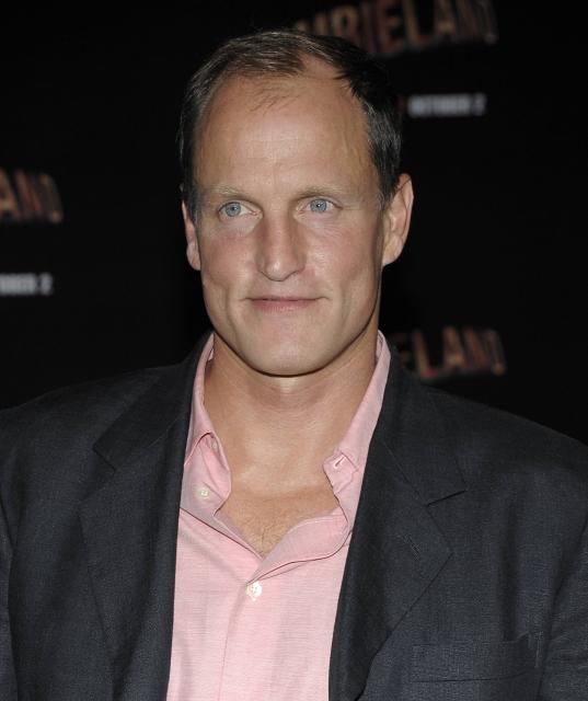 """Woody Harrelson na premierze filmu """"Zombieland"""" w Los Angeles"""