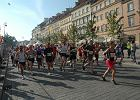 Rekordowy Maraton Warszawski. G��wna nagroda: volvo
