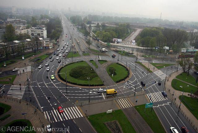 Warszawa, Rondo Waszyngtona