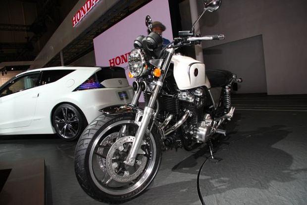 Tokyo Motor Show 2009 | Motocykle
