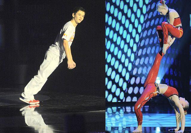 Kaczorex oraz Jadzia i Dominika dostali się do finału programu