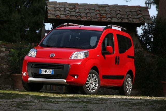 Fiat Qubo Trekking Traction