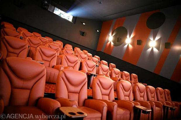 Polacy to kinomani, w zesz�ym roku kupili 38 mln bilet�w. Zdj�cie: otwarcie najwi�kszego kina typu multipleks w Krakowie