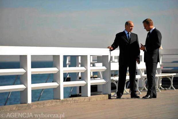 Putin zaprosił Donalda Tuska na 70. rocznicę Katynia