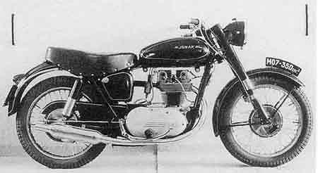 55 lat polskiego Harleya