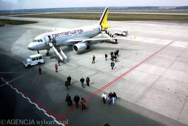 Samolot linii Germanwings