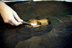 Obraz śląskiego Rembrandta odnaleziony na poddaszu