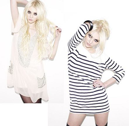 Taylor Momsen dla New Look