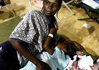Amerykanie zn�w wywo�� rannych z Haiti