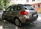 Renault Clio Grandtour - test | Za kierownic�