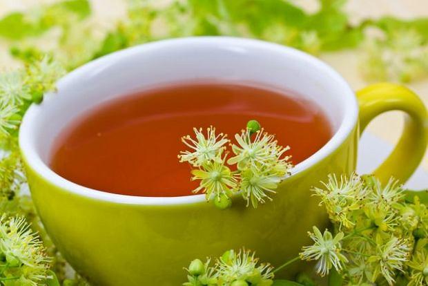 Herbatka z lipy