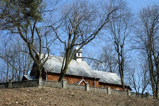 Szlakiem drewnianych ko�cio��w. Diecezja p�ocka - od Chociszewa do Zielonej