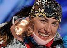 Złota Justyna Kowalczyk wraca do Polski - wideo na żywo