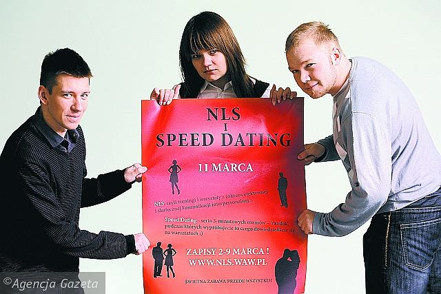 Speed dating szczecin