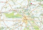 Mazowsze: Opel wybuchł w trakcie jazdy. Zginęły dwie osoby