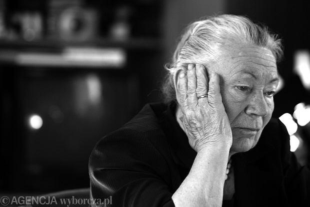Msza �w. i pogrzeb Anny Walentynowicz