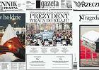 Okładki dzisiejszych gazet zdominowane przez smoleńską tragedię