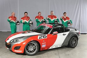 Polski zespół MX-5 Open Race