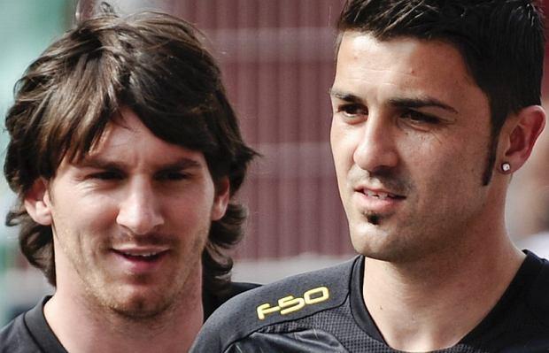 Zdjęcie numer 2 w galerii - Messi i Villa razem ku promocji