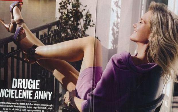 Anna Kalata w seksownej sesji