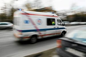 8-miesi�czna dziewczynka zmar�a, bo szpital nie mia� karetki