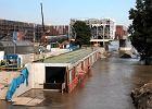 Og�oszono alarm powodziowy dla Warszawy
