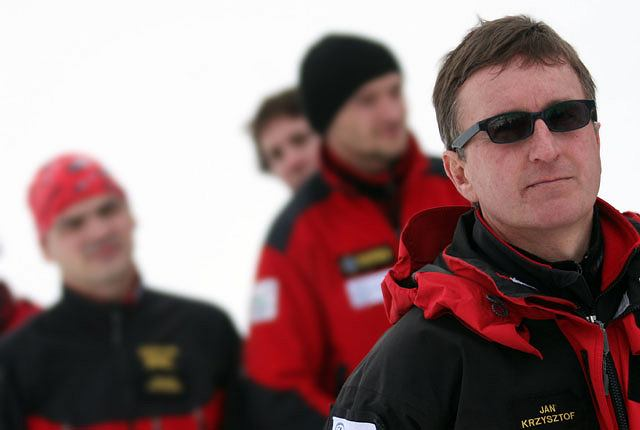 Jan Krzysztof, naczelnik TOPR