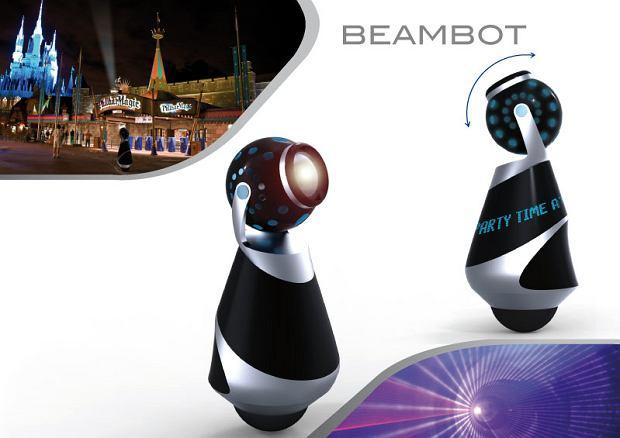 Zdjęcie numer 2 w galerii - Robot jeżdżący na kuli - stylowo i z elegancją