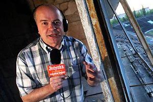 Tomasz Zimoch: Chcia�bym m�c znowu krzycze� do arbitra