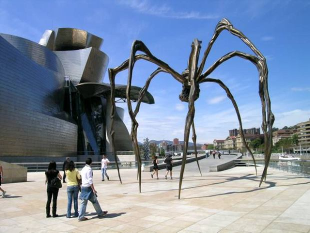 Poczt�wka z Bilbao. Od recesji do Gehry'ego