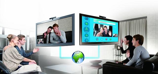 Skype w telewizorze