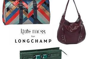Najnowsza kolekcja Kate Moss for Longchamp