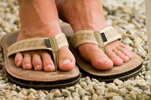 Zdrowe stopy latem