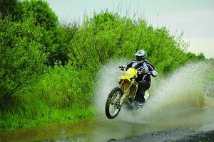 Suzuki RMX 450Z | Za kierownic�