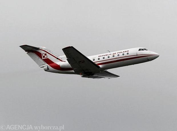 Samolot rz�dowy Jak-40