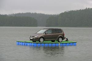 Volkswagen Touran 2.0 TDI - test | Pierwsza jazda