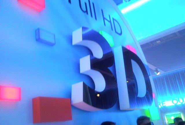 3D rządziło na targach IFA 2010 w Berlinie