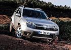 U�ywana Dacia dro�sza od nowej